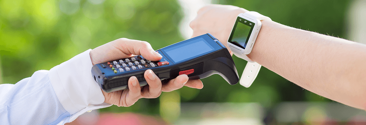 Contactless Payment Using A Smartphone