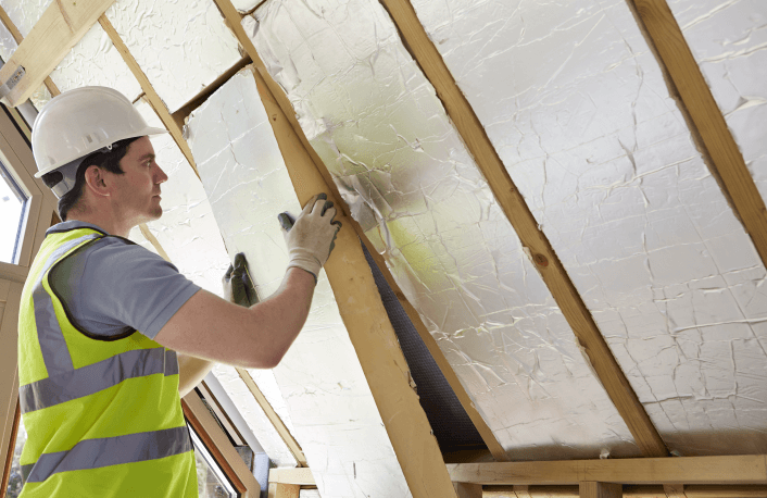 The advantages of home insulation